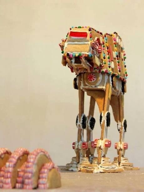 The Iron Camel from TLODR. Made by J.K. Rowling.