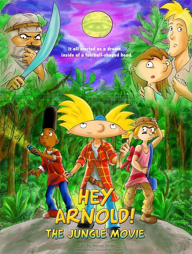 The Jungle Movie Read Description. Hey Remember Hey Arnold Well To end the show they were going to make a movie to end everything once he find his parents. Do y