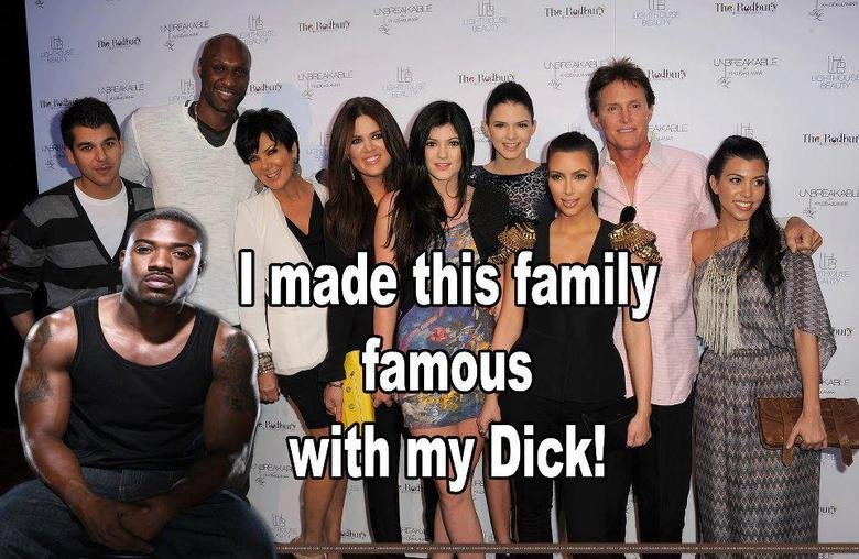 """The Karadashians. . ill. Kanye West's ex girlfriend broke up with him, and he made the album: """"My Beautiful Dark Twisted Fantasty"""". That album was a classic, and some of the b"""