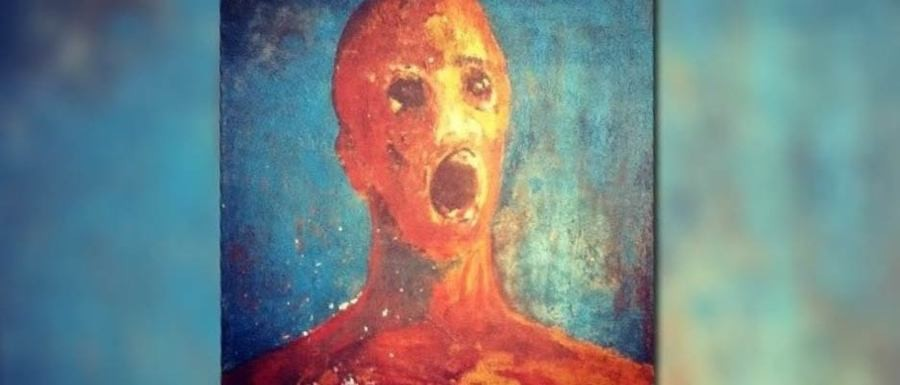 The Most Cursed Images. With all the 'cursed images' being posted I got inspired to post some supposedly real ones. Enjoy. The Anguished Man is an infamous pain