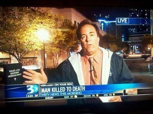 The most tragic death. Not OC.