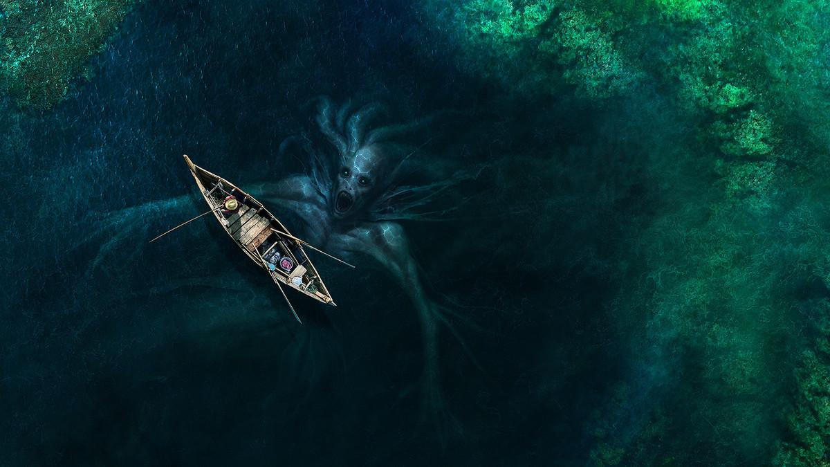 The Siren by Daniel Jiménez Villalba. .. This the kinda that gives me weird feelings in my legs.