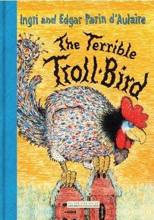 The Terrible Troll Bird. Just something I found surfing the interwebz... check dem tagz. kangri- mi sal; Pain d' Aurore