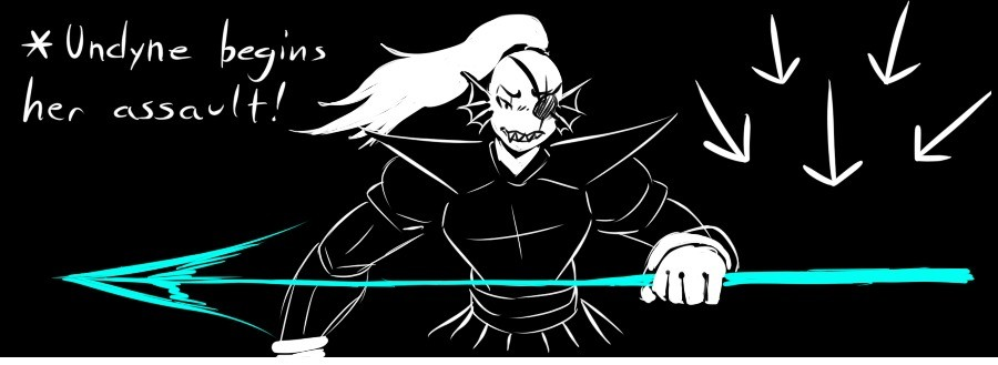The Thought Part 10. I claim NO ownership, the comic belongs to Tratser tratserenoyreve.tumblr.com/ Part 1 & 2: Part 9: Part 11: .. Undyne is about to have a bad time