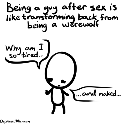 the transformation. why is this so true lol source:. Being as y . er sex is like tram's lilttle, t:, eti from Being it and anal' Wilma I