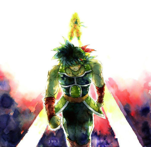 the true Legend of Saiyans. .