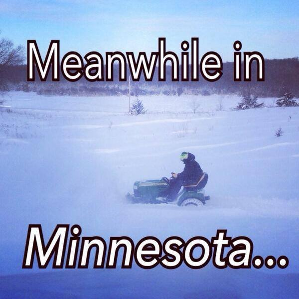 The truth. and only the truth... Not enough snow or cold to be Minnesota. Also, tractors too small. Source? Minnesotan, bitches!