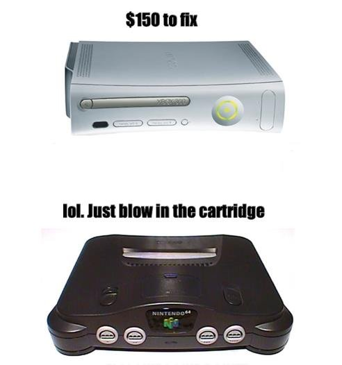 The Truth. I miss the 90's.