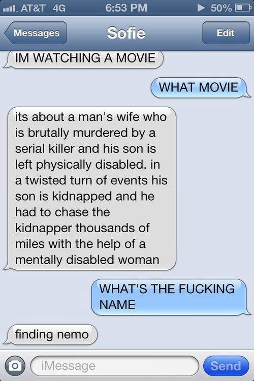 The truth. Not mine.. WI WATCHING A MOVIE its about a man' s wife who is brutally murdered by a left physically disabled. in a twisted turn of events his son is