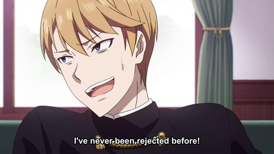 The truth. Kaguya-sama wa Kokurasetai: Tensai-tachi no Renai Zunousen.. Holy they have an anime now?!
