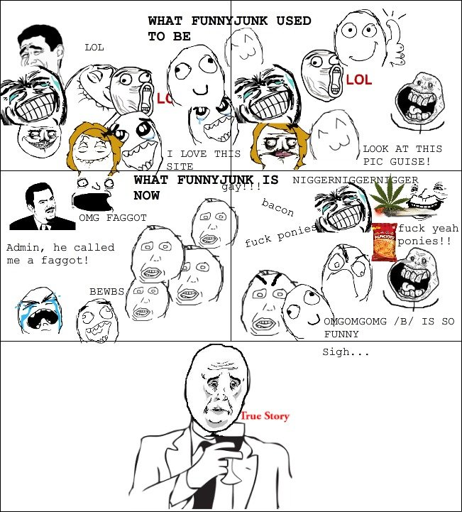 """The truth. . LOOK AT THIS PTC GOTSE. l Admin, he called , """" 'tii me a faggety. Why is this in """"oc-comics""""?"""