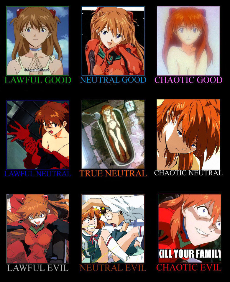 The many faces of Asuka. If this does well I'll consider a comp...