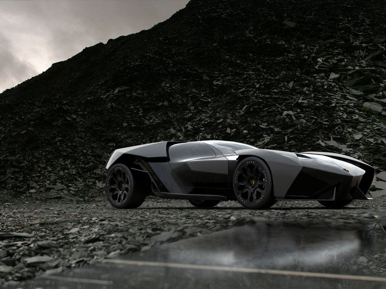 the most manliest want. the lamboghini Ankonian, official car of Canada found on .. ITS THE BATMOBILE FOR THE PUBLIC