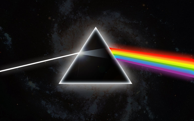 The Dark Side of the Moon. This has been my wallpaper since forever now. Just sharing..