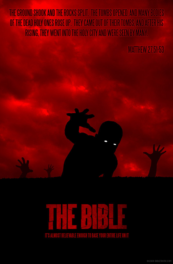 The Bible. . THE GROUND (laul( ( t SHIT. THUMBS (l? WE DEM] WISE UP. THEY GAME HUI HF THEORIE] NABS, AND MEI? HIS RISING. THEY WEN] INN THE HUN an Ball WERE SEE
