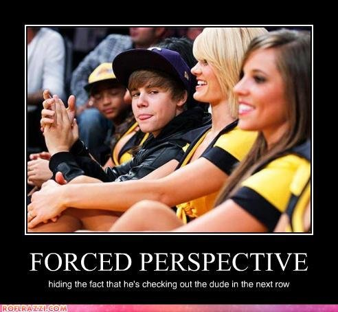 The lesbian fag. . FORCED PERSPECTIVE Fruhling the 'act that he' s checking out the dude in the next row. U men she :/ What's wrong with u ppl