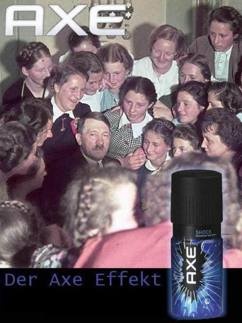 the axe effect. came across this wanted to share.