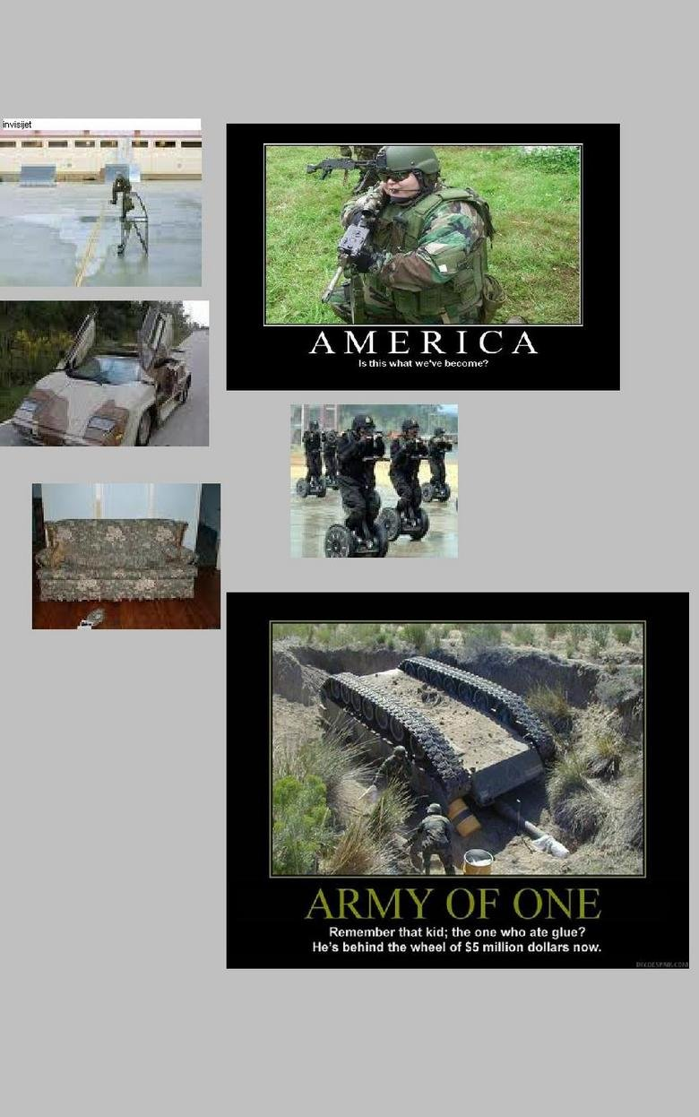 The army is on drugs. . unvisited that kid; the mitt} whim ale glue'? He' s behind the whaat at Titterl' r dowers nun