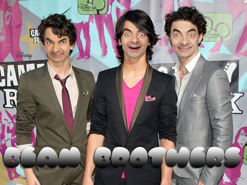 The Bean Brothers. LOOLOLOLOLOL.
