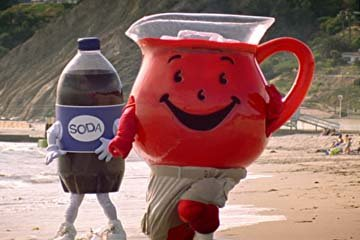The Big Red.. The soda is mad high..