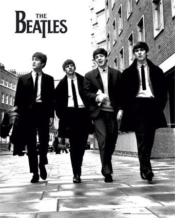 The Beatles. thumbs up if you love the beatles!!!!.. GTFO, you thumb bastard!