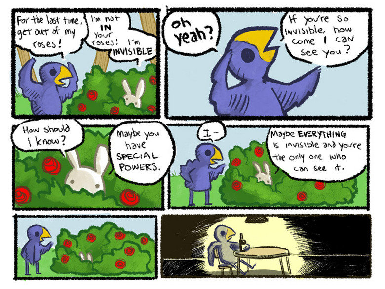 The birth of paranoid parrot. . Mayra ' Tilt; (bilibili am'. u. -Jun. . I'm brix already.