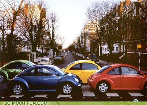 the beetles. awesome advert! Thought this was hilarious and wanted to share it.