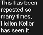 the mixer!. . This has been reposted so many times, Heller: Keller has seen it. Excuse me sir, but we can all tell that these are all your comments.