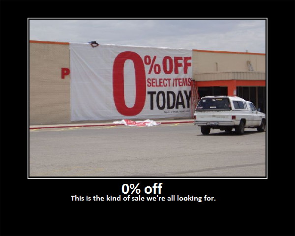 The best goddamn sale ever.. Thumb up and invite all your friends.. off This is the kind of sale we' re all looking for.