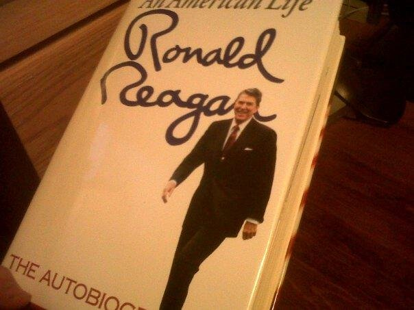 The Autobiography of All Autobiographies. This book should be in ever American's home.. I'll thumb cuz I was born on his birthday.