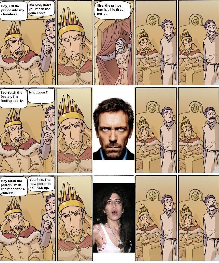 The Kings Court Comp. I love exploitables!.