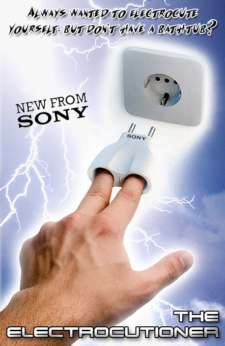 The Electrocutioner. Bad Idea's Inc..