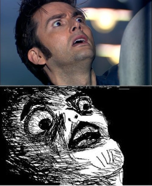 The Doctor Who?. .