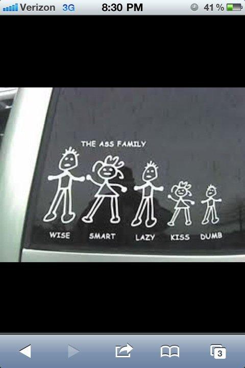 The ass family. . It Verizon 35 8: 30 PM