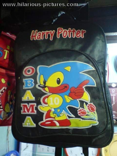 The best Harry potter bag. .