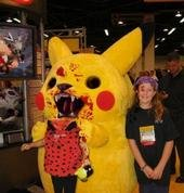 the true pikachu. the true pikachu?.. well, that's just dandy
