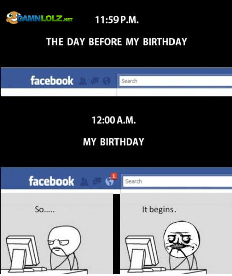 The day before my Birthday. . THE DAY BEFORE MY BIRTHDAY facebbok - MY BIRTHDAY