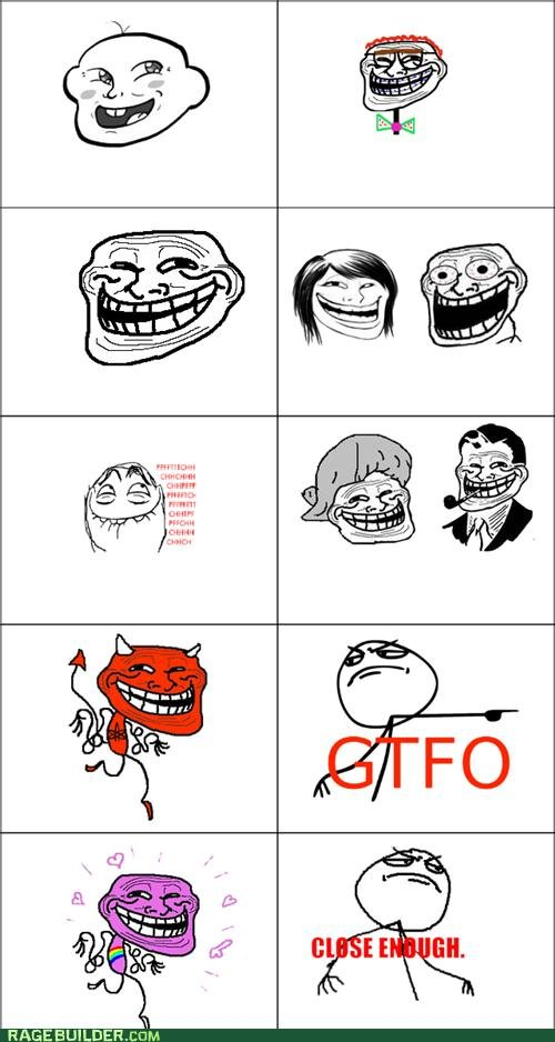 The Troll's Life. Explains it all.