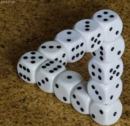 The Dice Are ing With My Brain!. Just found this on Google Images, could be from anywhere and probably not OC to FJ..