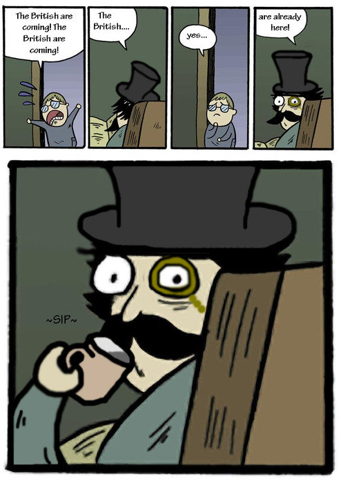the british. umm what ever happend to the lord inglip comics.. hmmm. are. one of the last few inglip comics i saw was when he ordered someone to destroy him or something but i didnt really think people would stop making them.
