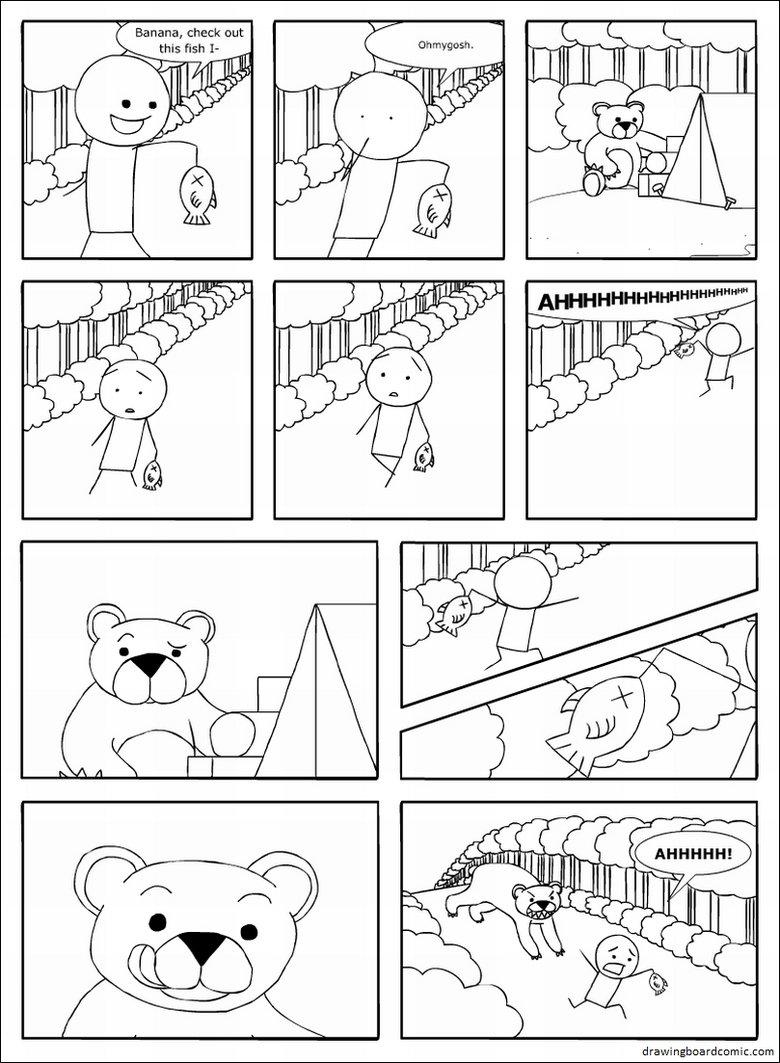 The Boy Whos Best Friend was a Banana 3. 15 for part 4.. PEDO BEAR :)