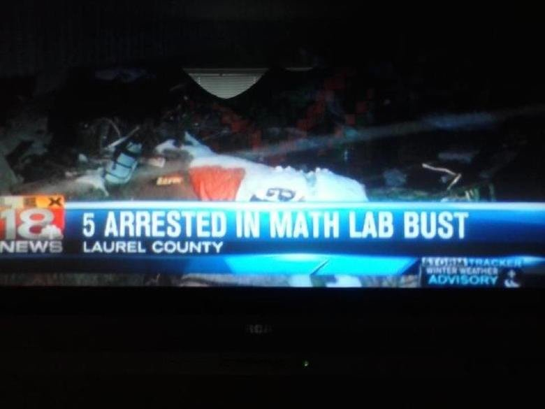 This just doesn't add up.... .. geometry is just crystal math