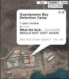 """This just raises more questions... . Gun ntanius Bay camp HUGH """" HGT VISIT AGAIN-. Just read some in-depth info about what happened at this prison and several other US controlled prisons... What the America?"""