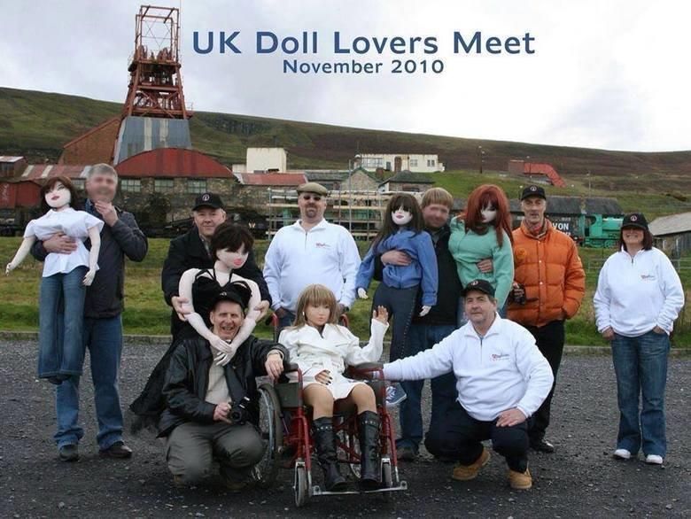 This Kills the man. . l UK Doll Lovers Meet November 2010. i misread the advertisement