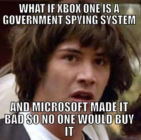 This makes me feel better about Xbox One. . WWII IF NEON ONE IS ll g GOVERNMENT SWING SYSTEM ONO MODE IT BOO SO NO ONE .@ UV. They're the hero we don't deserve!