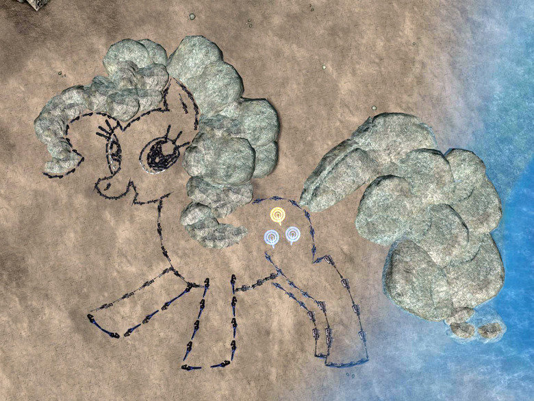 """This Post is Ponies. Credit to Halo Waypoint & Dmann892 of XboxLIVE for bringing us Ponies... This post is """"pony."""" Only one pony. I'll thumb you up for the effort! <~~~~~ this pony read Twilight. He died of massive blood loss from his eyes"""