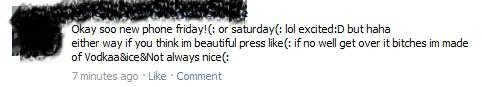 this pisses me off. facepalm. sun new phone , or , Ital exr: but haha either way thinkig beautiful press like-[: if no well get war it bitches made of : always