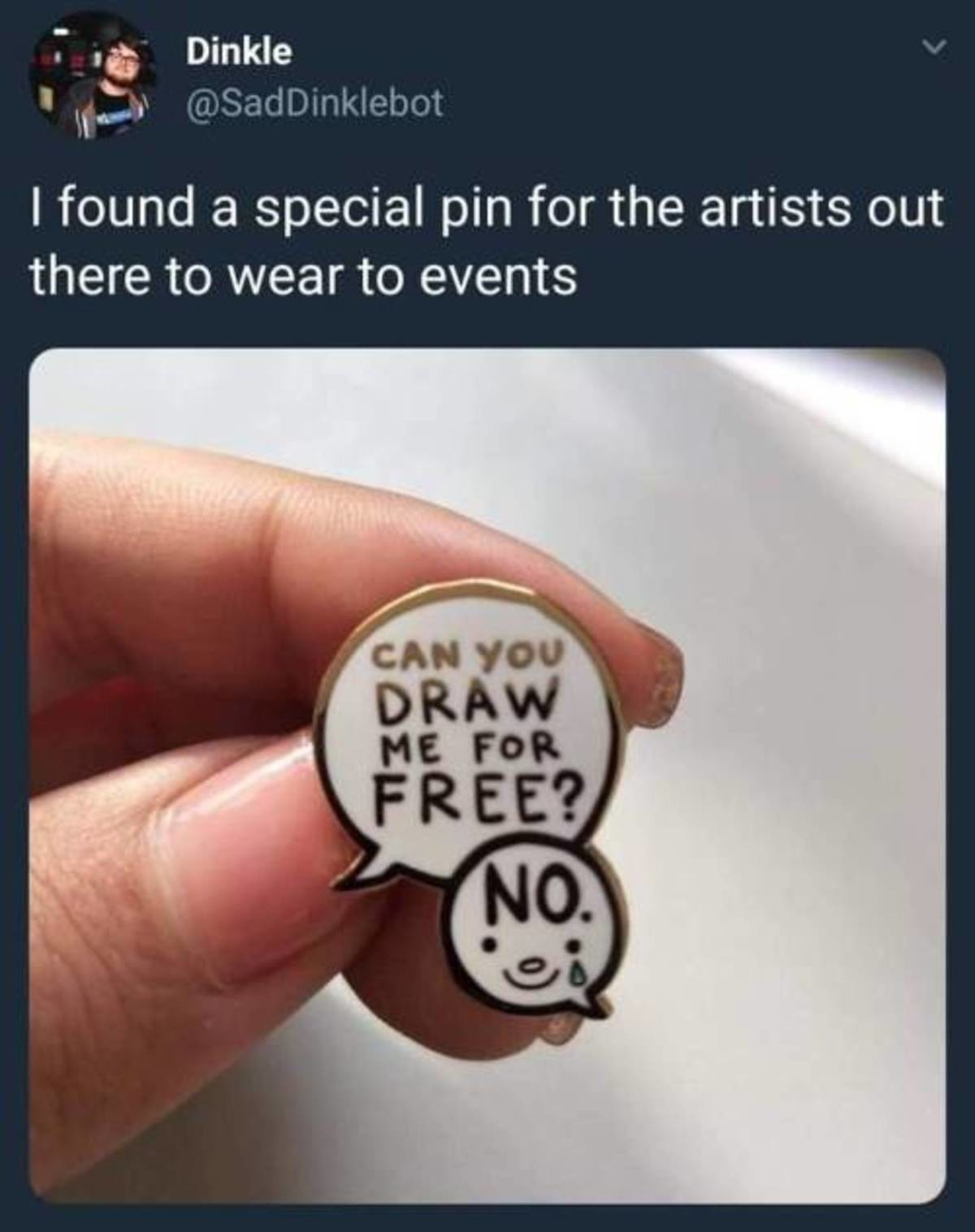 This.. Don't even ask, if you have any respect for the artist, unless you got the $$$... Ask artists if you can draw them for free to establish dominance
