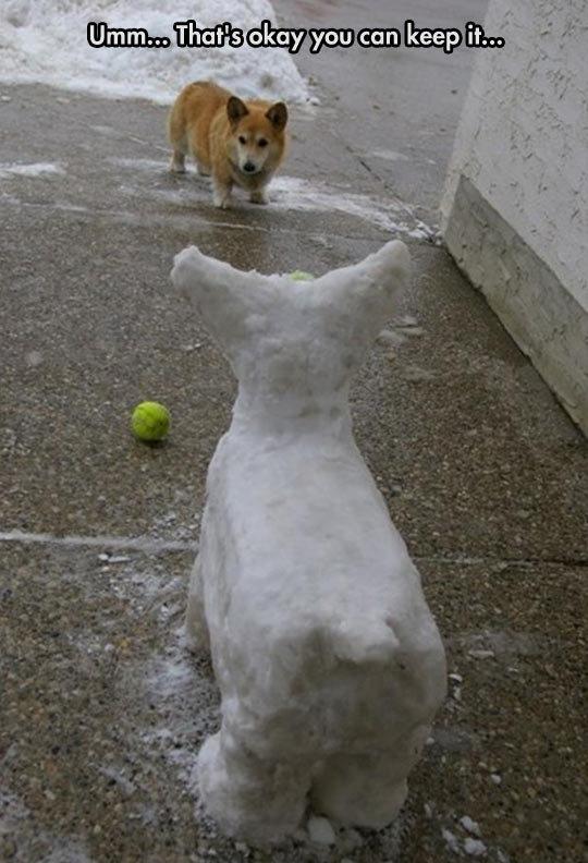 Thorgi Vs. The Frost Canines. Thorgi Vs. The Frost Canines via .