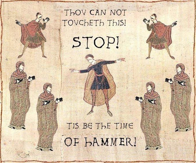 Thou... .